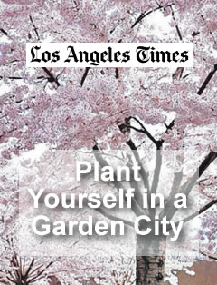 Plant Yourself in a Garden City